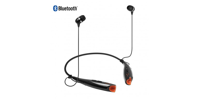 Auriculares Deportivos Bluetooth Negros HBS-730