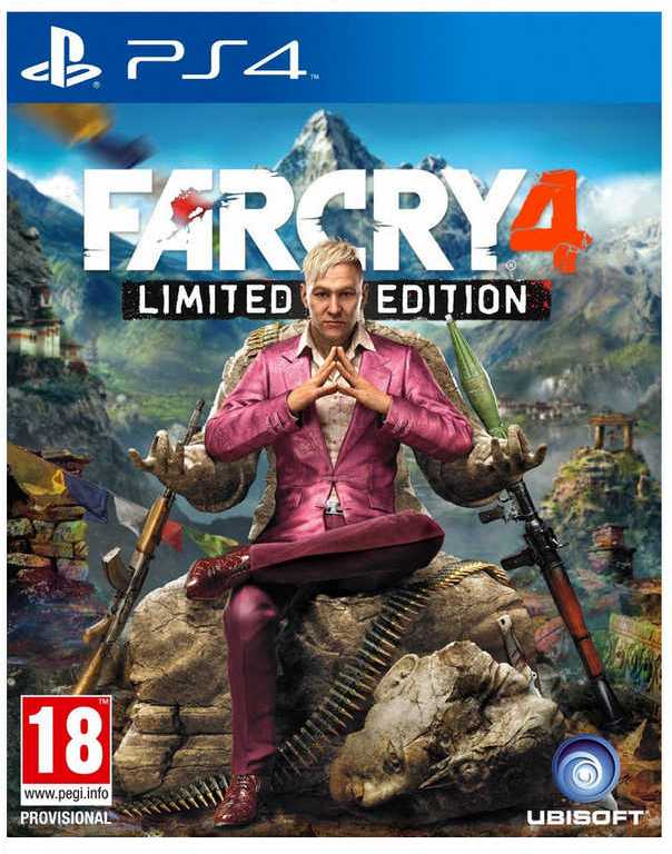 Sony Far Cry 4 Limited Edition PS4