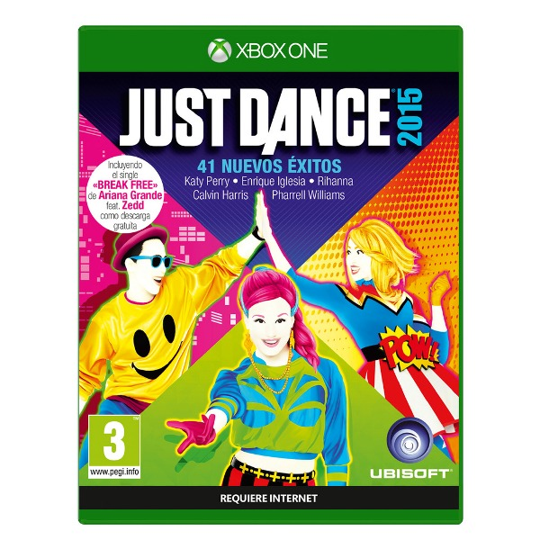 Microsoft Just Dance 2015 Xbox One