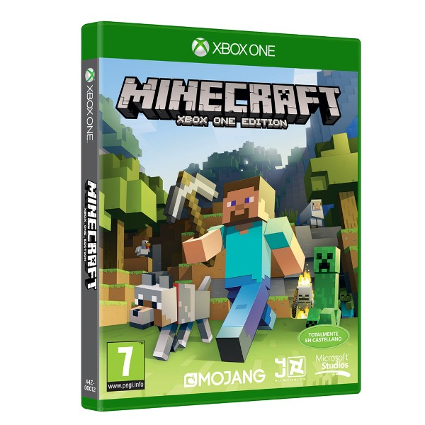 Microsoft Minecraft Xbox One
