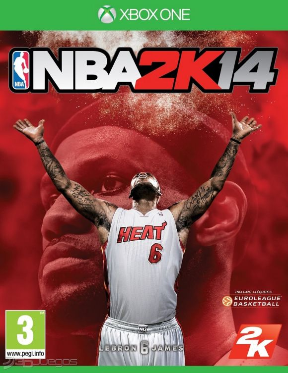 Microsoft NBA2K14 Xbox ONE