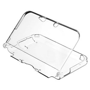 Carcasa Transparente 3DS XL