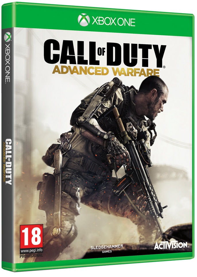 Microsoft Call of Duty: Advanced Warfare Xbox One
