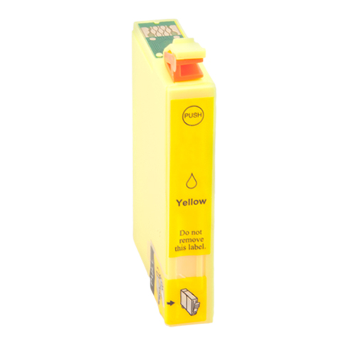 EPSON 603XL Amarillo Cartucho Compatible