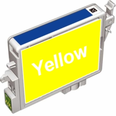 Epson 2431 XL Amarillo Cartucho Compatible