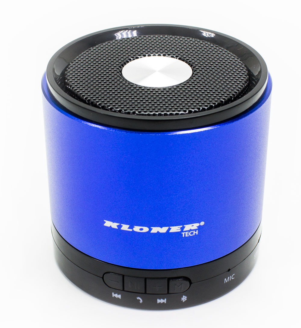 Altavoz Bluetooth Azul