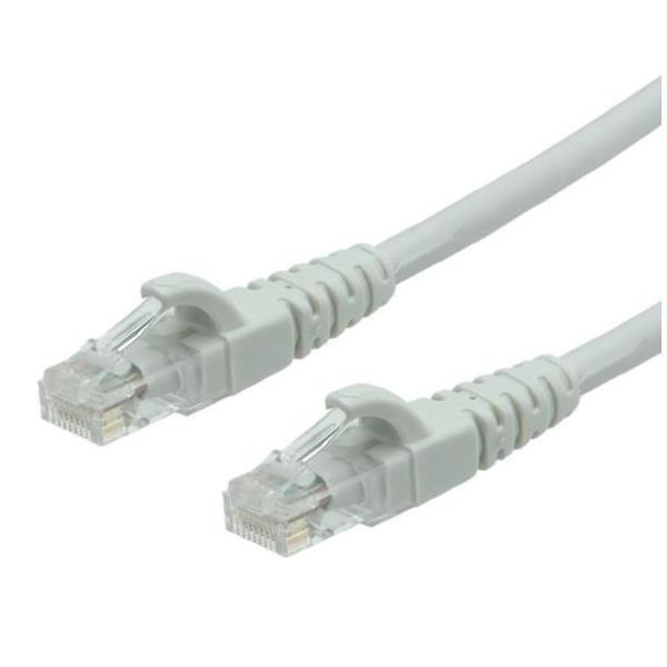 Cable de Red 7 Metros Cat6 Gris