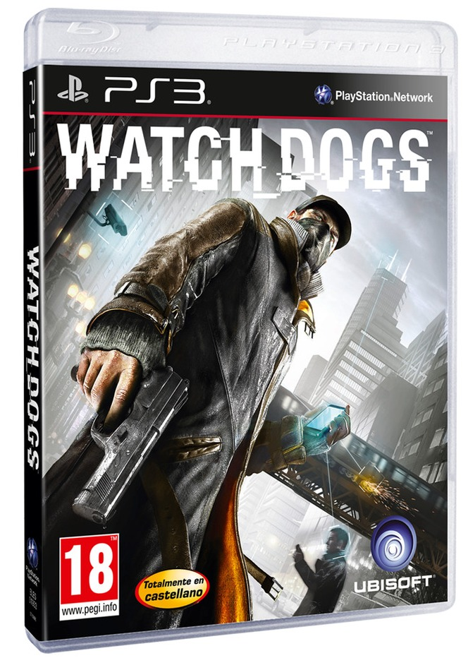 Sony Watch Dogs PS3