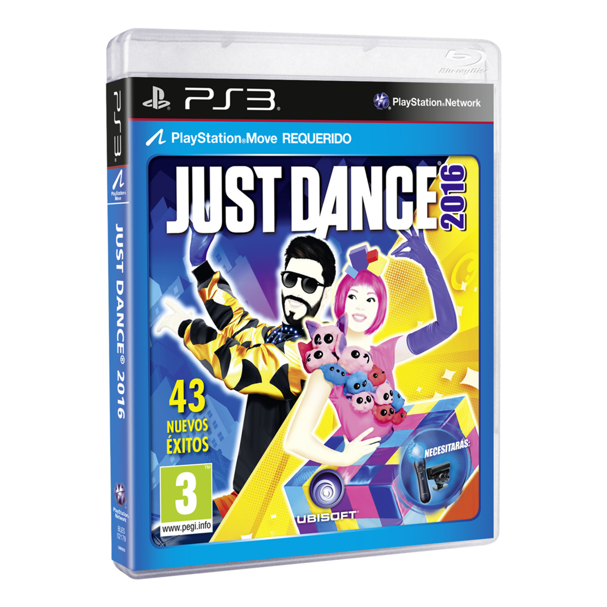 Sony Just Dance 2016 PS3