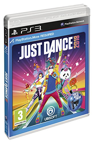 Sony Just Dance 2018 PS3