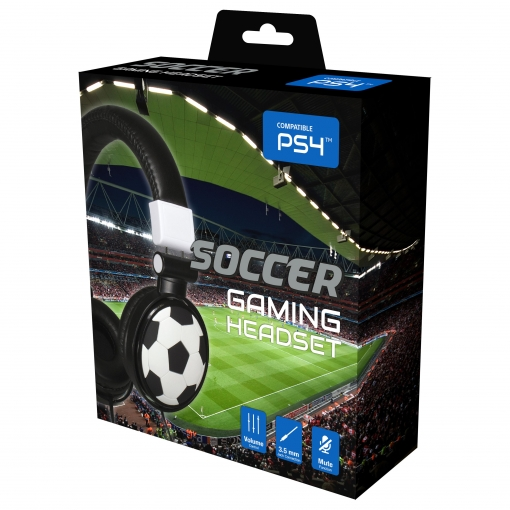 Auriculares Soccer PS4