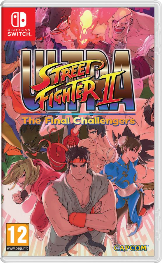 Nintendo Switch Ultra Street Fighter II: The Final Challenge