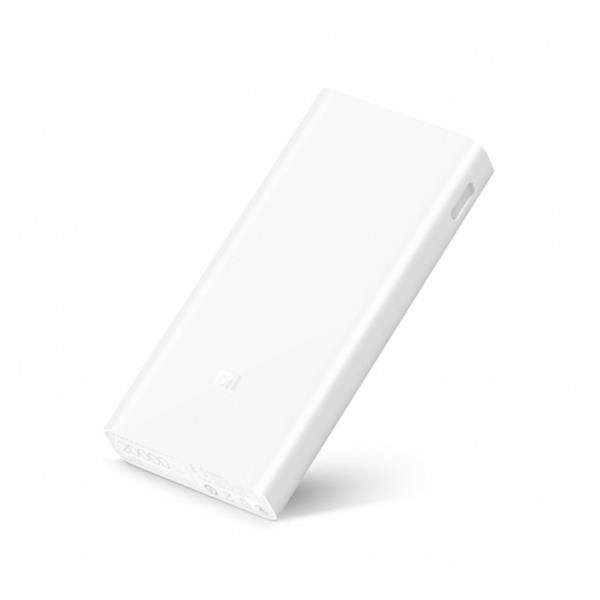 Xiaomi Power Bank MI 2C 20000mAh Doble Usb Blanco