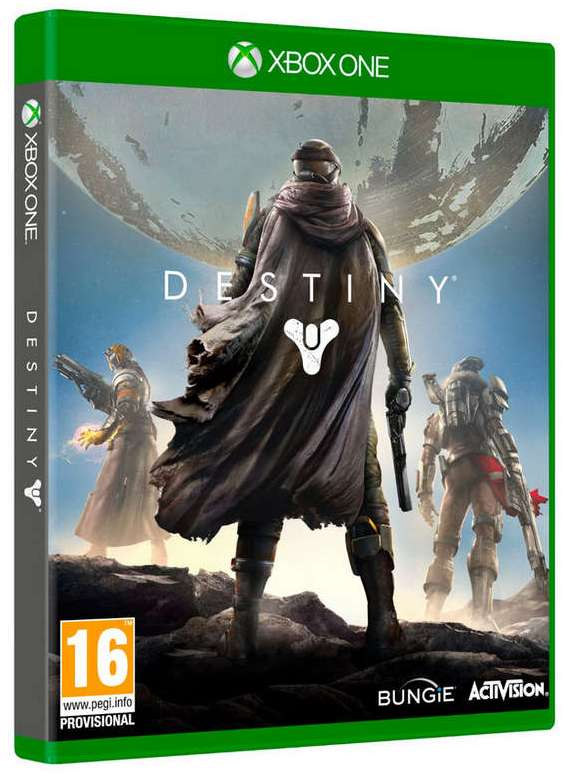 Microsoft Destiny Xbox One